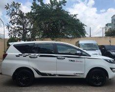 Bán ô tô Toyota Innova E 3/2018, màu trắng, odo 6,800km giá 765 triệu tại Tp.HCM
