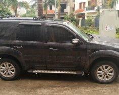 Cần bán Ford Escape XLS đời 2010, màu đen giá 350 triệu tại Hà Nội