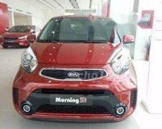 Cần bán Kia Morning Si đời 2018, màu đỏ giá 343 triệu tại Tp.HCM