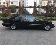 Bán xe cũ Mercedes đời 1995, màu đen, nhập khẩu giá 298 triệu tại Hà Nội