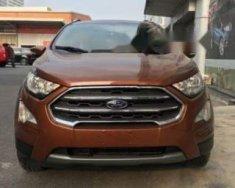 Bán Ford EcoSport đời 2018, màu cam giá 625 triệu tại Hà Nội