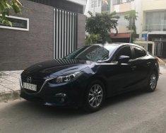 Bán xe Mazda 3 1.5 AT đời 2016, màu xanh lam   giá 610 triệu tại Tp.HCM