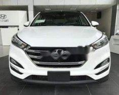 Bán Hyundai Tucson sản xuất 2018, màu trắng giá 850 triệu tại Tp.HCM