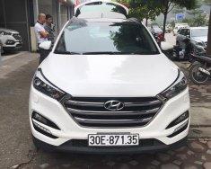 Bán xe Hyundai Santa Fe 2.0 bản đặc biệt 2017, màu trắng, biển HN, nhập khẩu nguyên chiếc hàn quốc. giá 955 triệu tại Hà Nội