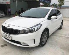 Bán xe cũ Kia Cerato 1.6 MT 2016, màu trắng, giá 485tr giá 485 triệu tại Lạng Sơn