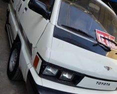 Bán ô tô Toyota Previa 2.0 EX sản xuất năm 1990, màu trắng  giá 50 triệu tại Tp.HCM