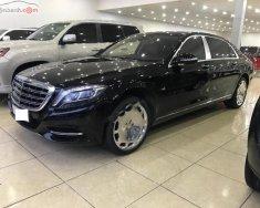 Bán Mercedes Maybach S600 năm sản xuất 2015, màu đen, nhập khẩu nguyên chiếc   giá 8 tỷ 880 tr tại Hà Nội
