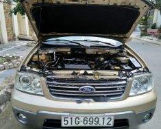 Xe Ford Escape năm 2004, màu vàng ít sử dụng cần bán giá 230 triệu tại Tp.HCM