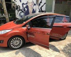 Bán Ford Fiesta S 1.0 AT Ecoboost đời 2015, màu cam giá 465 triệu tại Tp.HCM