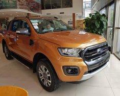 Bán xe Ford Ranger Wildtrak 2.0L và XLS 2.2L 2018, nhập khẩu nguyên chiếc từ Thái, giá cạnh tranh, LH ngay: 093.543.7595 giá 650 triệu tại Tp.HCM