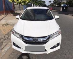 Bán Honda City 2017 tự động, màu trắng, xe đi đúng 37000km đẹp giá 497 triệu tại Tp.HCM