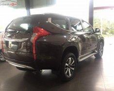 Bán Mitsubishi Pajero Sport 2.4D 4x2 AT 2018, màu nâu, nhập khẩu  giá 1 tỷ 62 tr tại Hà Nội