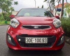 Chính chủ bán xe Kia Morning đời 2015, màu đỏ giá 255 triệu tại Hà Nội