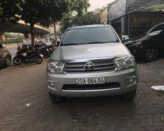 Cần bán gấp Toyota Fortuner đời 2011 màu bạc, giá tốt giá 548 triệu tại Hà Nội