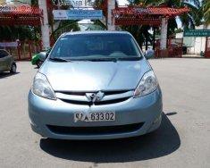 Cần bán Toyota Sienna XLE đời 2008, màu xanh lam, nhập khẩu   giá 755 triệu tại Tp.HCM
