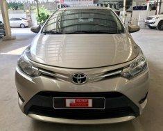 Bán Toyota Vios E số sàn, đời 2018, màu nâu vàng, giá thương lượng giá 570 triệu tại Tp.HCM