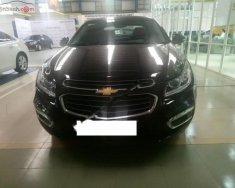 Cần bán xe Chevrolet Cruze LTZ sản xuất 2017, màu đen như mới giá 575 triệu tại Tp.HCM