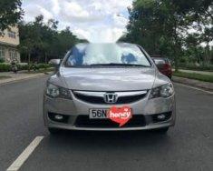Cần bán gấp Honda Civic 2.0AT đời 2009, màu bạc chính chủ giá 450 triệu tại Tp.HCM