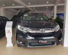 Cần bán Honda CR V đời 2018, màu đen, giá chỉ 973 triệu giá 973 triệu tại Bắc Giang
