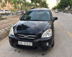 Cần bán lại xe Kia Carens đời 2010, màu đen chính chủ giá cạnh tranh giá 290 triệu tại Hà Nội