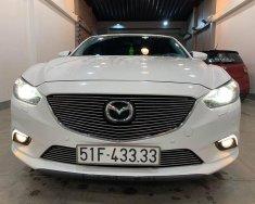 Cần bán Mazda 6 2.0 2016, màu trắng, xe BS đẹp, xe nguyên zin, như mới giá 835 triệu tại Tp.HCM