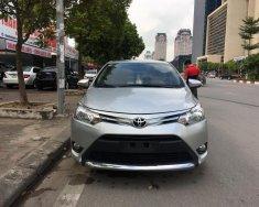 Bán ô tô Toyota Vios E MT sản xuất 2017, màu bạc giá 512 triệu tại Hà Nội