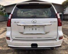 Bán ô tô Lexus GX 460 2018, màu trắng, nhập khẩu giá 2 tỷ 850 tr tại Tp.HCM