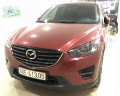 Chính chủ bán Mazda CX 5 2.0G AT đời 2017, màu đỏ giá 845 triệu tại Hà Nội