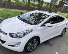 Cần bán Hyundai Elantra 1.8AT GLS sản xuất 2015, màu trắng, xe nhập số tự động giá 555 triệu tại Tp.HCM