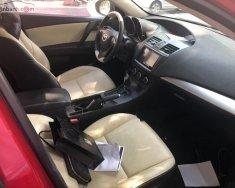 Cần bán gấp xe cũ Mazda 3 đời 2012, màu đỏ, nhập khẩu   giá 500 triệu tại Hà Nội