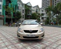 Bán ô tô Toyota Corolla LE 1.8 AT 2009, nhập khẩu nguyên chiếc giá 486 triệu tại Hà Nội