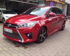 Bán Toyota Yaris 1.3G đời 2016, màu đỏ, xe nhập Thái giá 595 triệu tại Hà Nội