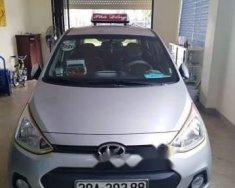 Cần bán lại xe Hyundai Grand i10 sản xuất 2014, màu bạc, giá chỉ 255 triệu giá 255 triệu tại Hà Nội