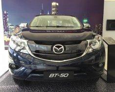 Bán xe Mazda BT-50 3.2 ATH 4WD xanh đen 2018 giá 829 triệu tại Tp.HCM