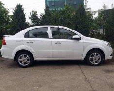 Bán xe Chevrolet Aveo 1.5 LTZ đời 2014, màu trắng, còn mới giá 290 triệu tại Tp.HCM