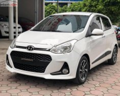 Bán xe Hyundai Grand i10 1.0AT đời 2017, màu trắng cần bán giá 415 triệu tại Hà Nội