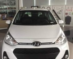 Cần bán xe Hyundai Grand i10 2018, màu trắng giá 405 triệu tại Hà Nội