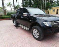 Bán Mitsubishi Triton năm sản xuất 2010, màu đen, xe nhập giá 295 triệu tại Nghệ An