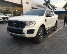 Giá tốt nhất- Ford Long Biên bán Ford Ranger sản xuất năm 2018, màu cam, nhập khẩu giá 918 triệu tại Hà Nội