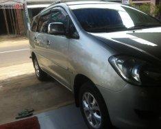 Bán xe Toyota Innova đời 2008, màu bạc còn mới giá 369 triệu tại Bình Định