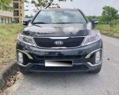 Chính chủ bán xe Kia Sorento 2.4L sản xuất 2016, màu đen giá 719 triệu tại Hà Nội