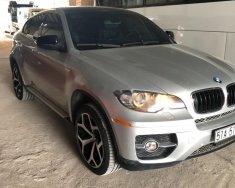 Bán BMW X6 35i sản xuất năm 2009, màu bạc, nhập khẩu giá 830 triệu tại Tp.HCM