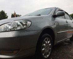 Bán Toyota Corolla đời 2003, màu bạc số sàn giá 165 triệu tại Hà Nội