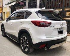 Gia đình bán xe Mazda CX 5 2016, màu trắng   giá 798 triệu tại Tp.HCM