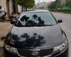 Cần bán gấp Kia Forte đời 2010, màu đen chính chủ giá 350 triệu tại Hà Nội