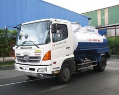 Bán xe chở xăng dầu Hino 9 khối giá 800 triệu tại Hà Nội