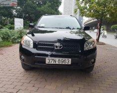 Bán xe Toyota RAV4 sản xuất năm 2007, màu đen, nhập khẩu, 460 triệu giá 460 triệu tại Hà Nội