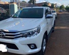 Bán Toyota Hilux 2.8G 4x4 AT 2016, màu trắng, nhập khẩu   giá 790 triệu tại Đắk Lắk