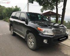 Chính chủ bán xe Toyota Land Cruiser VX4.6 sản xuất năm 2014, màu đen, nhập khẩu giá 2 tỷ 650 tr tại Hà Nội