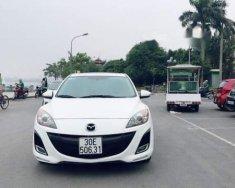 Cần bán gấp Mazda 3 đời 2010, màu trắng, nhập khẩu nguyên chiếc, giá 400tr giá 400 triệu tại Hà Nội